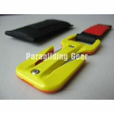 hook kife for paraglider or paramotor pilot, fisherman and outdoor fans
