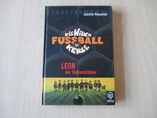 Joachim Masannek - Die Wilden Fußballkerle Band 1 - LEON DER SLAMLOMDRIBBLER HC