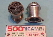 FIAT 500 F/L/R COPPIA TROMBONCINO FILTRO SFIATO CARBURATORE LANCIA SOLEX 32mm
