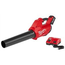 Milwaukee 2728-21Hd M18 18 Volt Fuel Cordless Leaf Blower Kit With 9.0 Battery