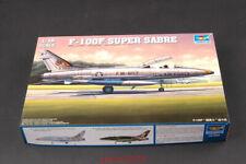 Trumpeter 1/48 02840 F-100F Super Sabre