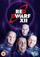 Red Dwarf XII DVD (2017) Chris Barrie cert 12 2 discs ***NEW*** Amazing Value