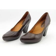 Zapatos de tacón de mujer de color principal marrón talla 37