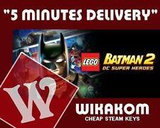 Lego Batman 2 Dc Super Heroes PC Vapor CD Tecla [] no Disco/Caja, región libre