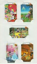 Rare Limited Edition 1995 Disney Singapore Phonecard Set of 5 in Mint Condition