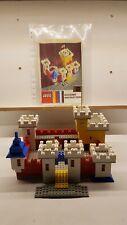 Lego Weetabix 00-1 castle Erste Ritterburg Bauanleitung ausgedruckt