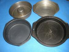 RETRO ROUND CAKE BAKING TINS X 4 WILLOW-TPC