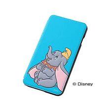 iPhone6 Plus Book Type Leather Case Disney Cartoons Dumbo RT-DP8J / DB