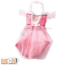 Sleeping Beauty Princess Dress Bag Girls Disney Fancy Dress Costume Accessory