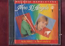 NINO D'ANGELO - MELODIE NAPOLETANE VOL.1 CD NUOVO SIGILLATO
