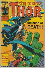 "Australian: The Mighty Thor #11 Federal Comics 1986 ""Double Size"""