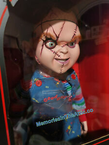 Trick Or Treat Studios Life Size Chucky Seed of Chucky Good Guys Scarred Doll