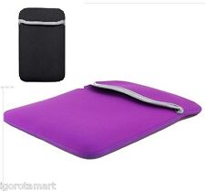 "Púrpura APPLE iPad MINI RETINA Cubierta Reversible De Neopreno 7"" UK"