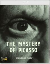 NEW The Mystery of Picasso Blu-Ray