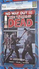 Walking Dead 80 cgc 9.6