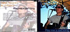Paul Simon & Friends cd album- Play Me A Sad Song