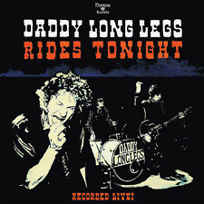 Daddy Long Legs - Rides Tonight-Recorded Live! [New CD]