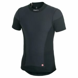 New Craft Active Extreme Short Sleeve Windstopper Men Base Layer - Various Sizes