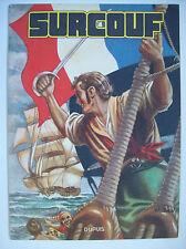 Hubinon Surcouf 3 édition originale Dupuis 1953 TBE