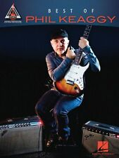 Best of Phil Keaggy Sheet Music Guitar Tablature Book NEW 000690911