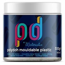 Polydoh Mouldable Plastic 500g (like polymorph, plastimake, instamorph)