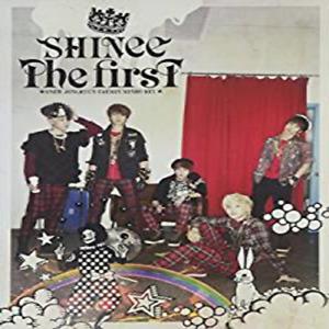 "Shinee "" The First "" Japan 1st Édition Limitée CD+DVD+Livret +Mini Calendrier"