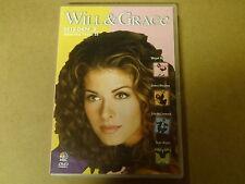 2-DISC DVD / WILL & GRACE - SEIZOEN 3 - AFLEVERING 14 T/M 25 - DEEL 2