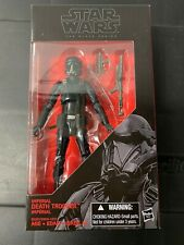 """Star Wars Black Series 6"""" Rogue One Imperial Death Trooper MiVGB"""