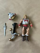 MOTUC Masters Of The Universe Classics FLYING FISTS HE-MAN Loose 100% Complete