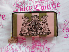 Juicy Couture Sephora Cosmetic Wallet Brush Kit NEW