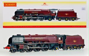 HORNBY 00 GAUGE - R3555 - BR 4-6-2 'SIR WILLIAM STANIER F.R.S' 46256 MINT BOXED