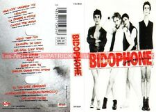 Les BIDOCHONS : 'BIDOPHONE' TELEPHONE 1996 : Cassette Audio Tape K7 Collector !