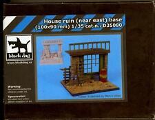 Blackdog Models 1/35 NEAR EAST HOUSE RUIN Resin Display Base
