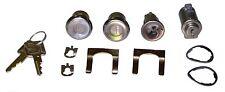 1967 1968 1969 1970 1971 1972 Door Ignition Glove Box Lock Set Chevy GMC Truck