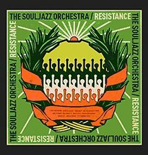 The Souljazz Orchestra - Resistance [New CD] Digipack Packaging