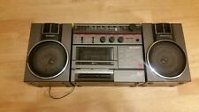 SHARP GF-A1 BOOMBOX VINTAGE FULLY WORKING good antenna