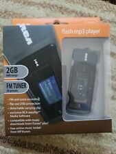 New Rca Th1702-A Flash Mp3 Player