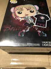 New ListingFunco Pop Rocks Britney Spears T-shirt Box With Vinyl Figure And T-shirt Size L