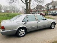 Mercedes-Benz W140 S320 L Rare 1996 Low Mileage
