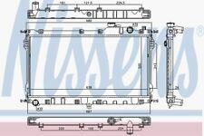 Nissens 62467 Radiateur Fit Mazda MX-5 98