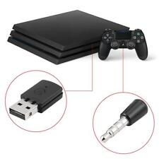 New Mini Version Bluetooth Dongle USB Adapter for PS4 Gaming Bluetooth Headsets