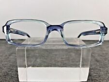 Authentic Ray Ban Eyeglasses RB 1519 3531 44-16 125 Translucent Blues Child 1785