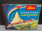 Boxed Vintage Schuco 6333G Disnyland Monorail West Germany FREE SHIPPING!