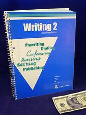 Writing Course Book Becoming a Writer Lessons Handouts Center for Learning