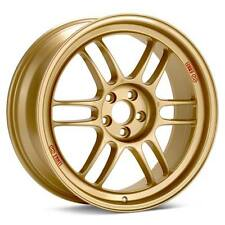 Enkei RPF1 17x9 +45 5x114.3 Gold Honda S2000 S2K AP1 AP2 Squared 3797906545GG