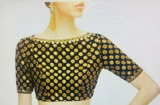 Saree/Sari Indian Choli Designer Raw Silk Blouse