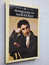 HONORE DE BALZAC THE BLACK SHEEP PENGUIN CLASSICS 1990 ? PRESERVED LIKELY UNREAD