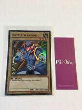 Yugioh Battle Warrior NUMH-EN025 Pack Mint New Card Super Rare