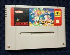 SUPER BOMBERMAN 3 - SNES - Super Nintendo Game - European Version - Bomber Man