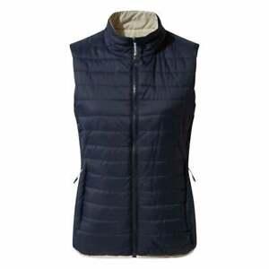 Craghoppers Women's Compresslite Vest III Insulated Gilet Bodywarmer. RRP £55